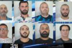 Blitz della Polizia a Catania, droga, furti ed evasione: disposto il carcere per 8 persone – FOTO