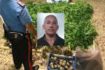 Armato di pistola e coltivatore di droga, beccato dai carabinieri nel Catanese: arrestato 50enne