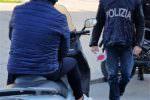 Catania zona rossa, posti di blocco e multe: scommettitori alle slot e anziani che giocano a carte