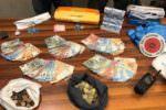 Droga nascosta in bocca e nelle parti intime: sgominato giro di spaccio a cielo aperto, 3 arresti