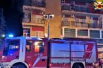 Panico nella notte, maestoso incendio divampa in un ristorante