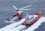 Incidente a bordo di un peschereccio, marittimo scivola e si spacca la testa: soccorso in elicottero