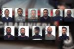 """Operazione """"Octopus"""", le mani della mafia sui buttafuori dei locali notturni: 11 arresti (NOMI e FOTO), il VIDEO delle intercettazioni"""