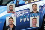 Belpasso, scoperto centro di smantellamento di auto rubate: arrestati 4 catanesi – NOMI, FOTO e DETTAGLI