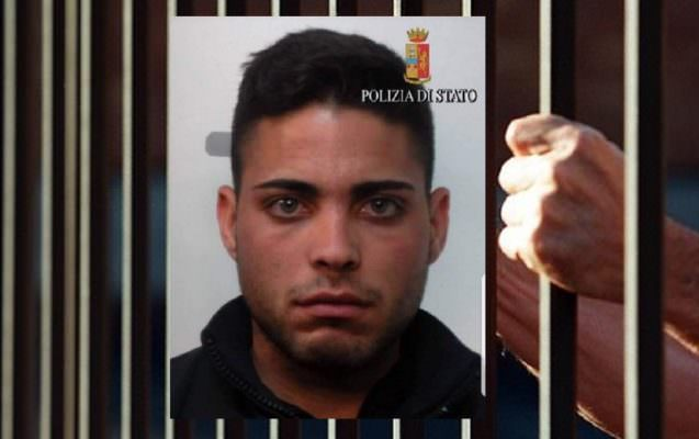 Da Vittoria a Caltagirone, Sergio Palumbo dietro le sbarre della sezione protetta crimini sessuali