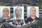 Catania, corruzione all'Anas: scattano le manette per tre dipendenti. I NOMI e le FOTO degli arrestati