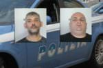 Catania, due arresti per due diversi reati: Mirabella in carcere per rapina, Anastasi per droga