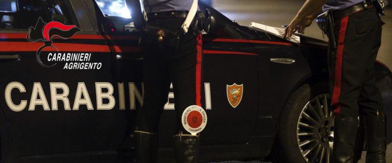 Controlli a tappeto nell'Agrigentino, automobilisti nel mirino dei carabinieri