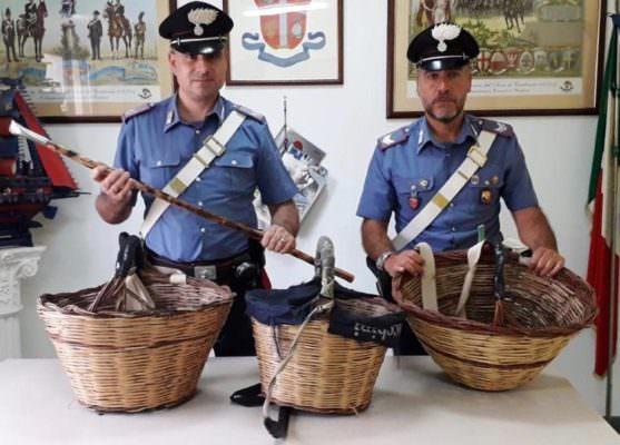 """Anziani sorpresi a razziare mandorle nel Catanese, """"giro"""" che coinvolge i commercianti abusivi: tre fermi"""