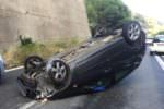 """L'ennesimo incidente lungo la A18 e le polemiche contro chi gestisce """"l'autostrada dei sinistri"""""""