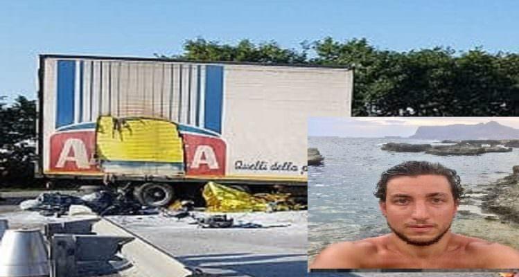 Tragico incidente in moto: muore il 29enne Tarcisio Calì. Anche il padre Maurizio morì in strada