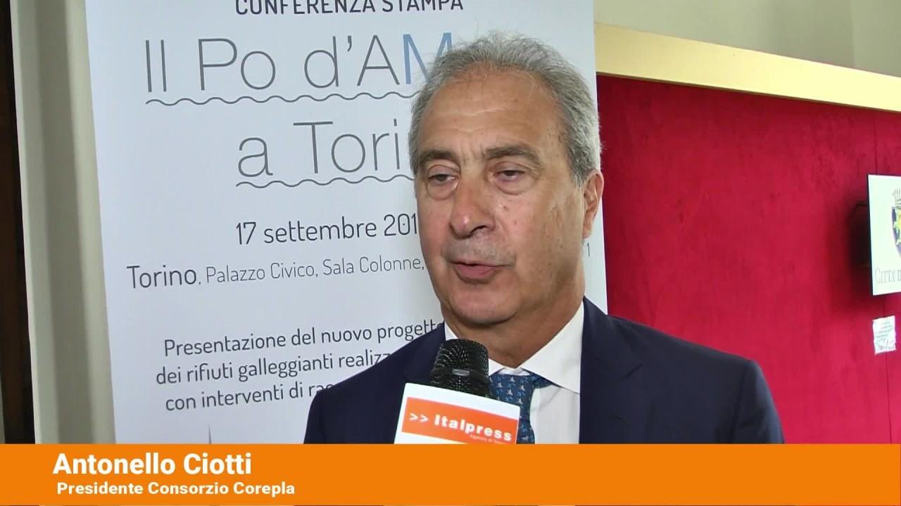 Ripulire il Po della plastica, a Torino ci pensa Corepla