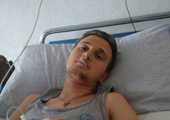 Messina, Paolo Chillè può finalmente sorridere: visto in arrivo, tra pochi giorni potrà curarsi negli USA