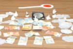 Eroina e cocaina dentro buste di plastica: ai domiciliari Nicola Asaro