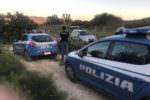Blitz della polizia, armi e munizioni detenute illegalmente: denunciato 34enne