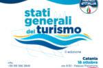 """Gli """"Stati Generali del Turismo"""" a Catania: il 18 ottobre tavola rotonda sullo sviluppo della Sicilia"""