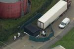 Trovati 39 cadaveri in un container vicino Londra: arrestato conducente del mezzo