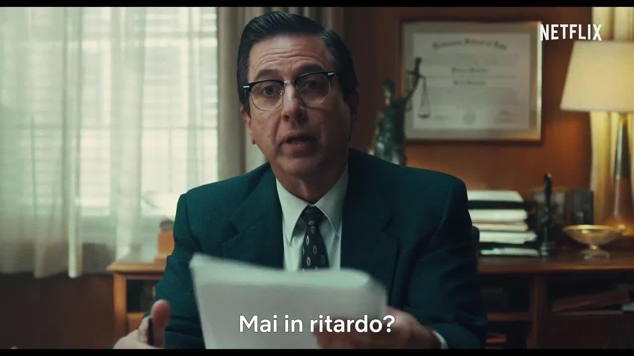 The Irishman, il trailer