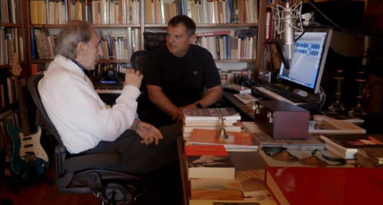 Franco Battiato è tornato e lo comunica ai fan: finiti i lavori per il nuovo album