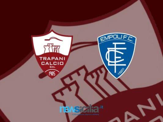 Autogol di Veseli allo scadere e il Trapani ferma anche l'Empoli: al Provinciale finisce 2-2