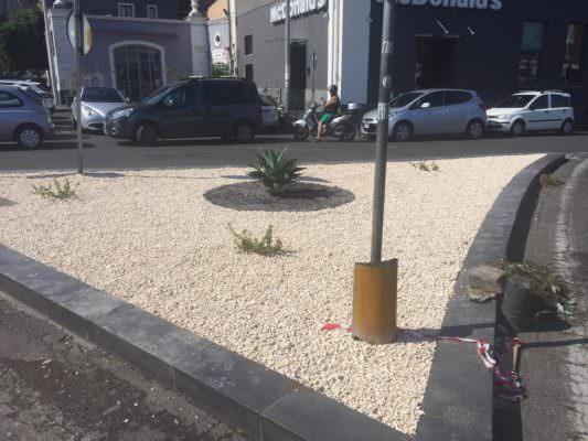 Un nuovo volto per le strade catanesi: avviati interventi di riqualificazione e ripulitura