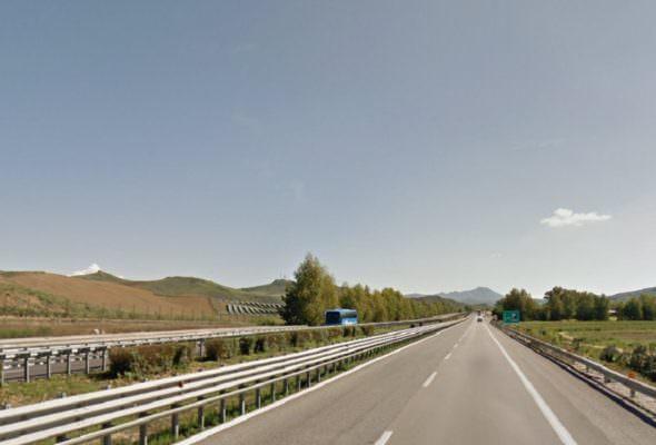 Apprensione sulla Palermo-Catania, mezzo pesante esce di strada: chiuso tratto autostradale