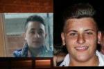 Morti nell'auto in fiamme, è il giorno del dolore: l'ultimo saluto tra le lacrime a Kevin e Giorgio