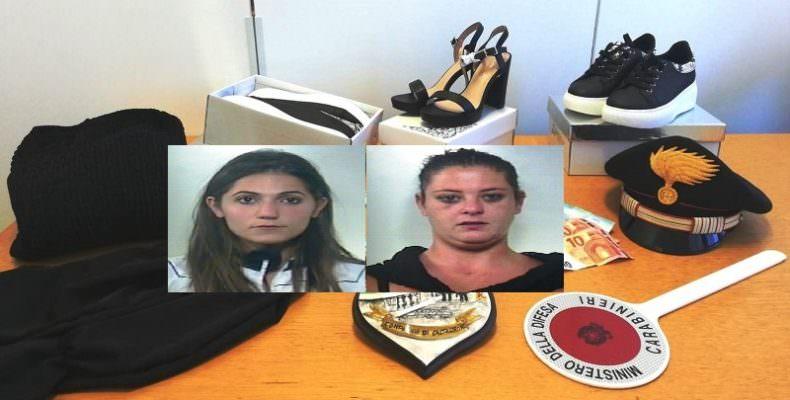 """Giornata alla """"Thelma e Louise"""" per due donne catanesi: rapinato negozio cinese, picchiata la dipendente"""