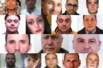 """""""Operazione Morgantina"""", 17 arresti a Catania: i NOMI e i VOLTI degli indagati"""