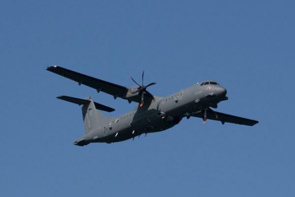 Un mezzo all'avanguardia per salvare vite umane: P-72A, il fiore all'occhiello del 41esimo Stormo