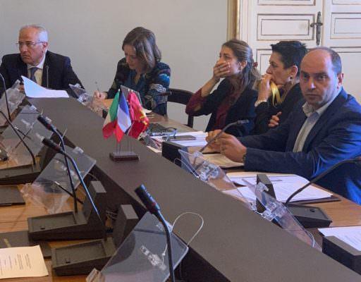 """Ponte Graci: concessi oltre 2 milioni di euro per la ricostruzione. Vicepresidente Ars: """"Eliminare le situazioni di pericolo"""""""