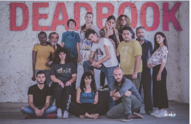 """""""Deadbook"""" inaugura la quarta stagione di Teatro Mobile di Catania"""