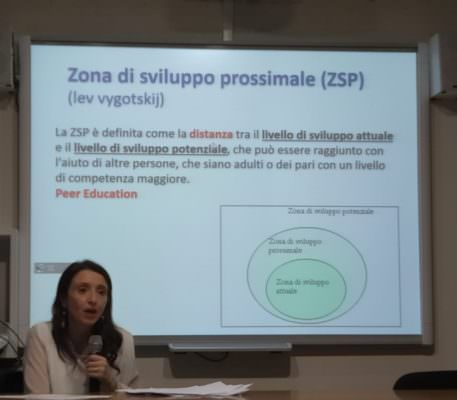 """Al Circolo didattico Fava di Mascalucia il seminario """"Insieme per parlare di dislessia"""""""