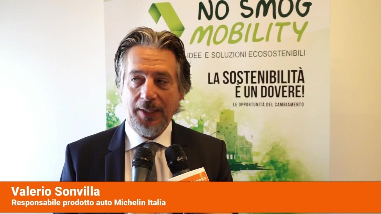 """Sonvilla """"per Michelin sostenibilità è base nostra strategia"""""""