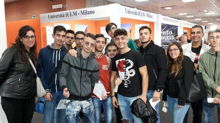 L'istituto Gemmellaro di Catania alla seconda edizione di OrientaSicilia – ASTERSicilia 2019