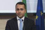 """EX ILVA, DI MAIO """"GOVERNO COMPATTO PER TROVARE UNA SOLUZIONE"""""""