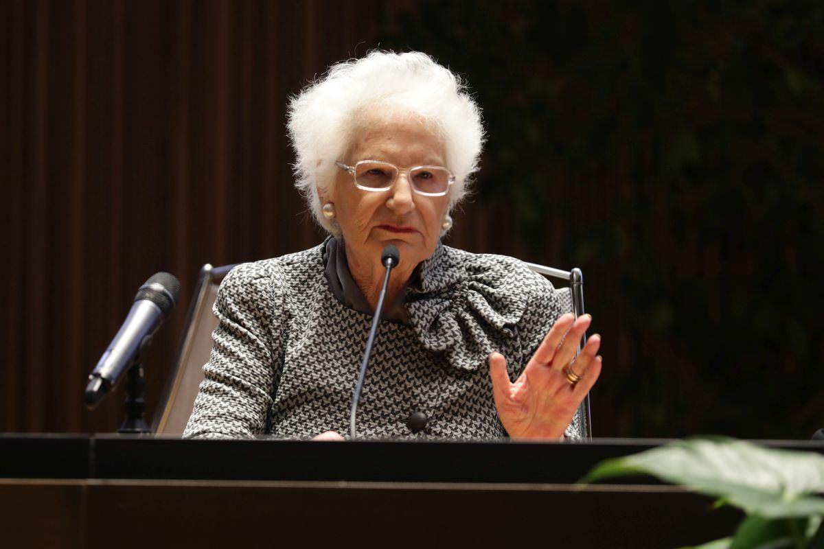 Liliana Segre cittadina onoraria di Messina: il consiglio comunale vota all'unanimità