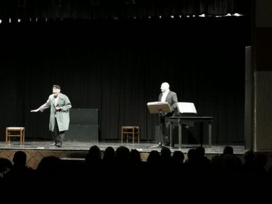 """Al Teatro Grotta Smeralda con """"Io ed Io"""" si riflette sorridendo con l'esilarante dialogo con Dio"""