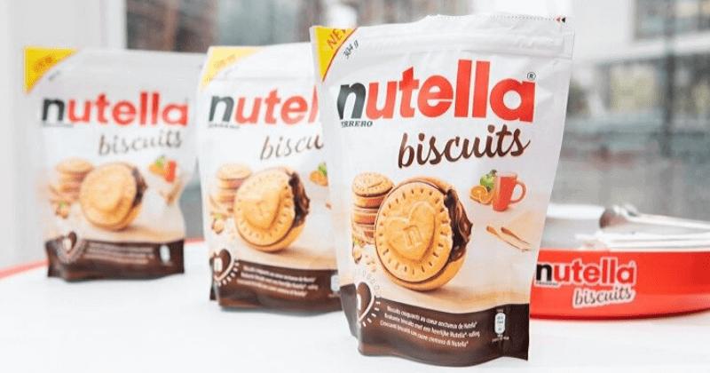 """Bollino rosso nei """"Nutella Biscuits"""": ogni biscotto contiene una zolletta di zucchero"""