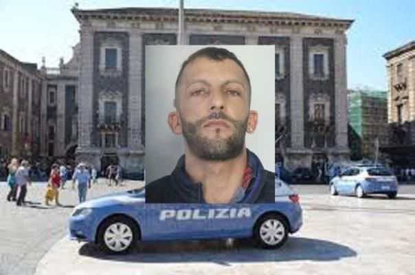 """Catania, lite in strada """"fatale"""" per un latitante: 31enne in manette dopo inseguimento"""