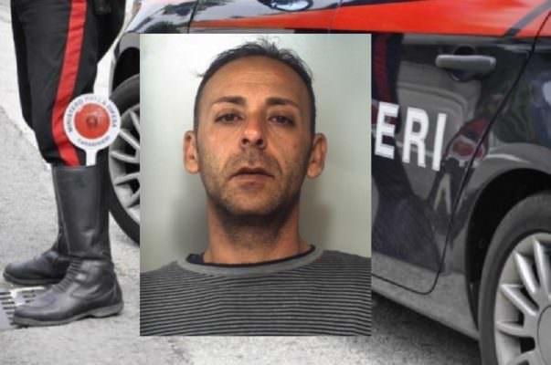 Catania, si fa trovare in giro nonostante la misura detentiva: 42enne di nuovo ai domiciliari