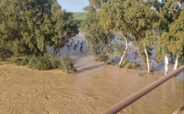 Maltempo, in Sicilia continua la conta dei danni: fiume Platani esonda, colpita l'agricoltura