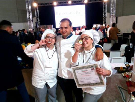 """Successo dell'I.I.S. """"Fermi Eredia"""" alla rassegna internazionale """"Italian Style 2019"""""""