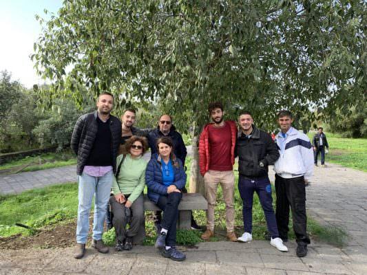Riqualificazione Parco degli Ulivi a Catania con l'iniziativa Ri-Cucire