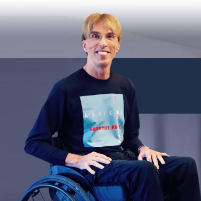 Peter 2.0, un concentrato di tecnologia umano