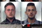 Minacce e colpi di fucile contro abitazione nel Catanese: arrestati due giovani