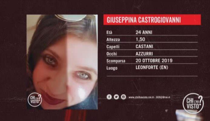 Esce di casa e non fa più ritorno, Leonforte in apprensione per Giuseppina Castrogiovanni