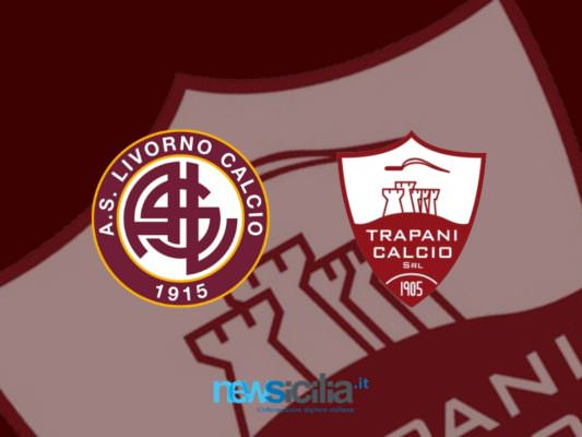 """Colpaccio Trapani al Picchi con """"double"""" di Pettinari: Livorno raggiunto in classifica"""