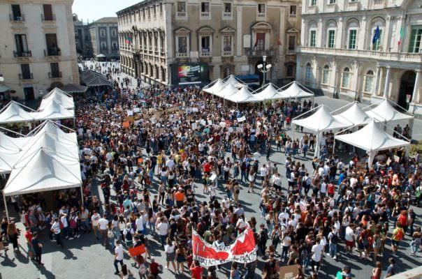 L'Università di Catania in primo piano contro il riscaldamento globale: dichiarato lo stato d'emergenza climatica