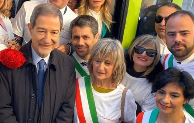 Tu Non Sei Sola, da Catania a Palermo per dire basta alla violenza sulle donne: presente il presidente Nello Musumeci
